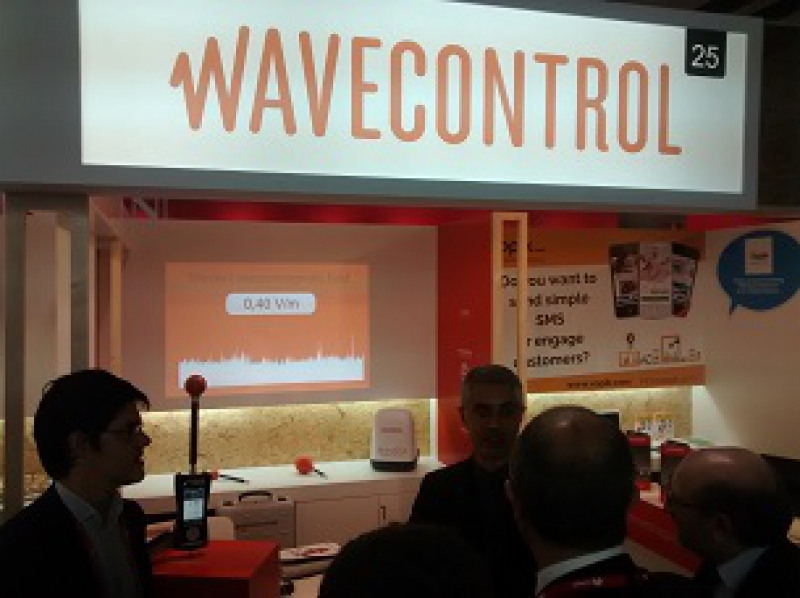 WAVECONTROL AT THE MOBILE WORLD CONGRESS 2015