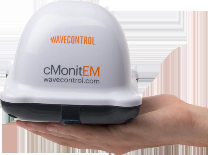 Wavecontrol cMonitEM