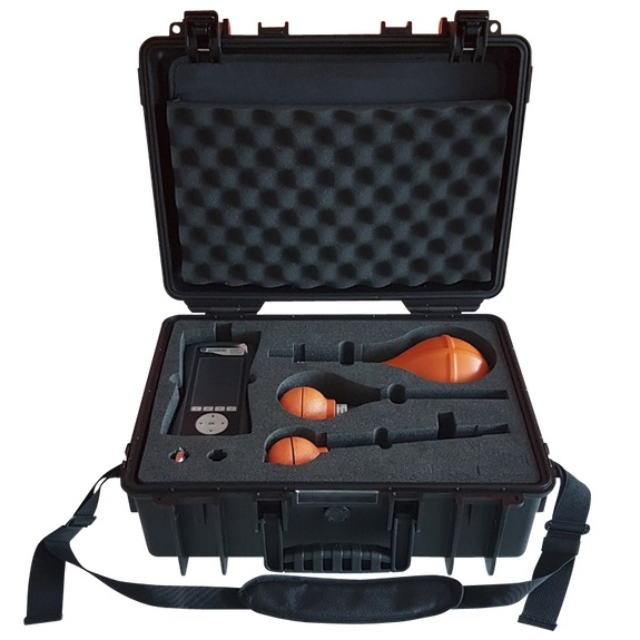 SMP2 carrying case