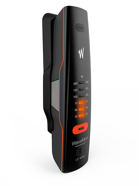 WaveMon LF-400, Personal RF Monitor