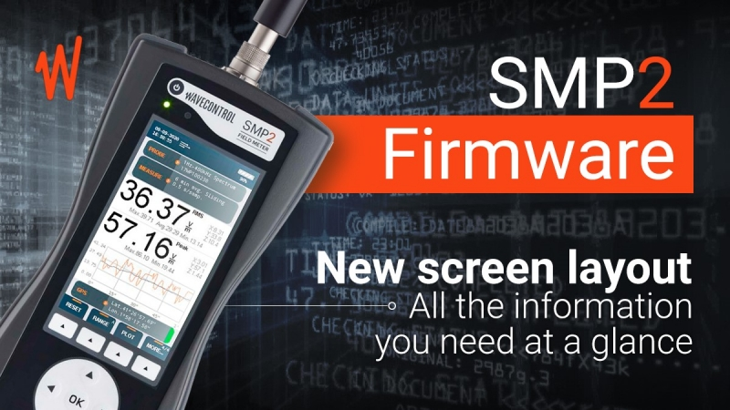 Welcome to the latest SMP2 firmware update. Enjoy the new screen layout with all the data you need in one place.
