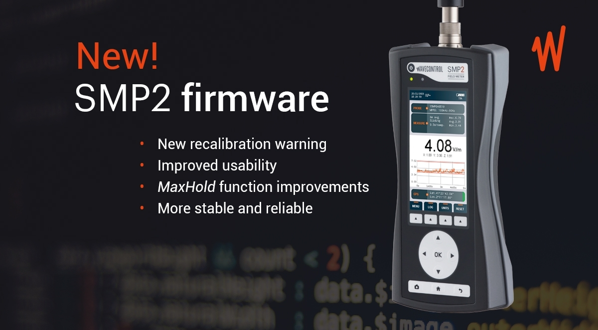 New firmware for your SMP2!