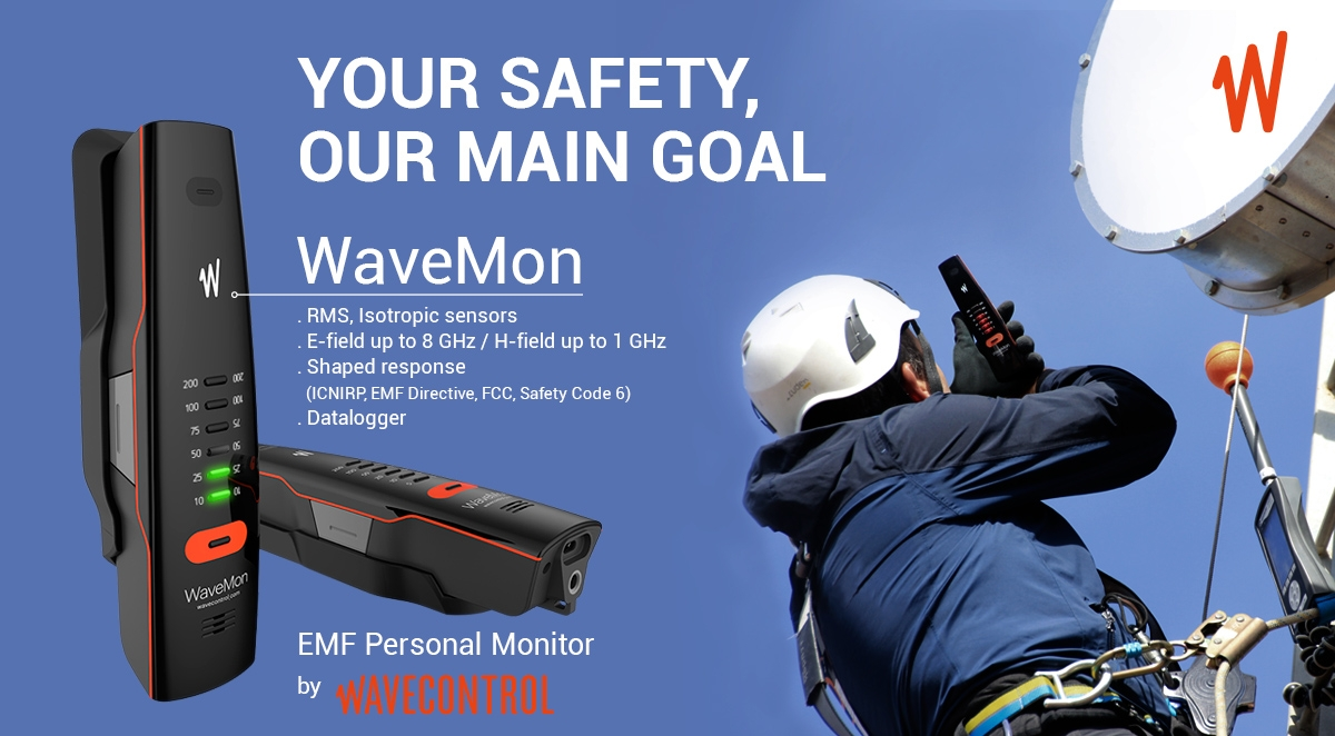 WaveMon: EMF PERSONAL MONITOR