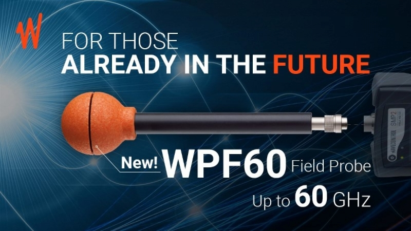New WPF60 probe. Designed for those living in the future